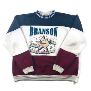Other - Vtg 80s 90s Branson Missouri Crewneck Sweatshirt